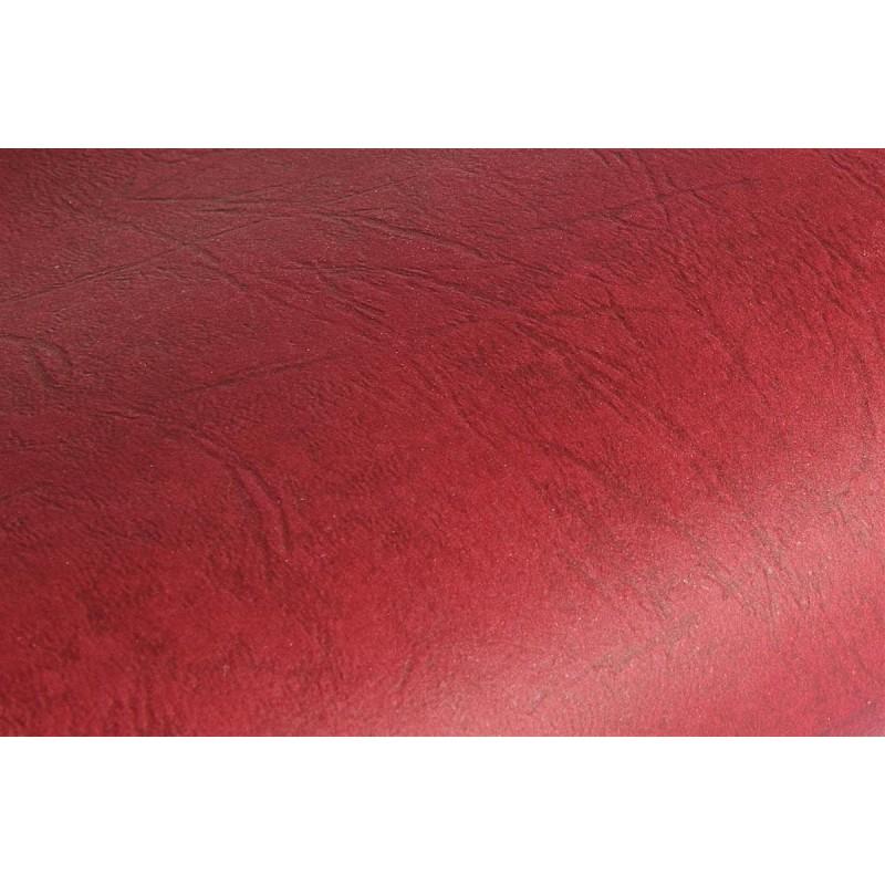 Karton do bindowania skテウropodobny Delta A4, 250 g/m?, 100 szt. czerwony