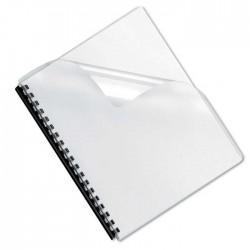 Okładki przezroczyste do bindowania Prestige, 100 szt. A4, 0,20 mm bezbarwna