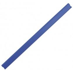 Listwy wsuwane ARGO opak.50 szt. 6 mm, do 20 kartek niebieski