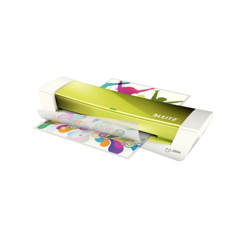 Laminator Leitz iLAM Home Office A4, zielony