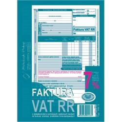Faktura VAT RR dla rolników