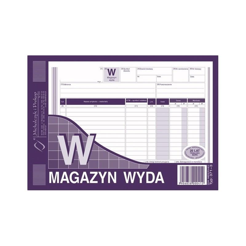 Magazyn wyda