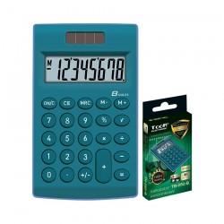 Kalkulator Toor TR-252 niebieski