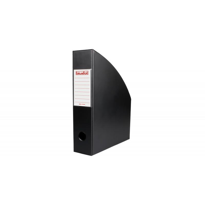 Pojemnik na dokumenty A4 Biurfol 70 mm czarny