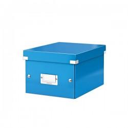 Pudło Leitz C&S uniwersalne A5 niebieskie