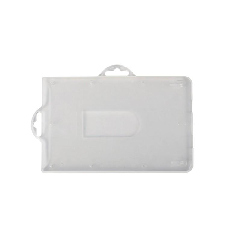 Identyfikator plastikowy 55 x 90 mm - 50 sztuk