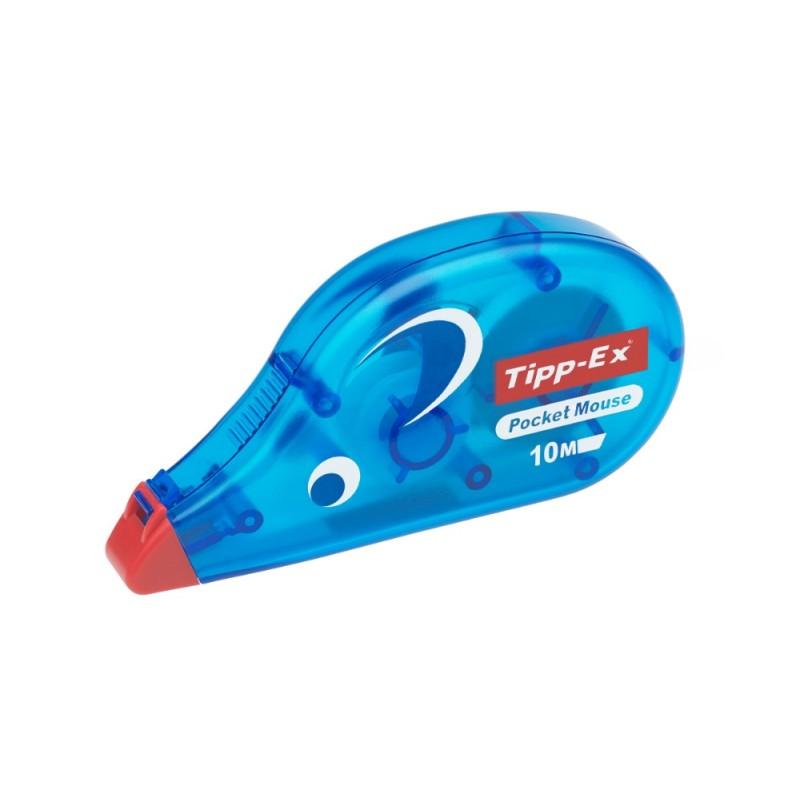 Korektor w taśmie Tipp-Ex Pocket Mouse 4,2mm x 10m