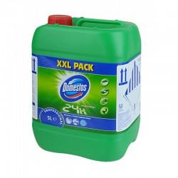 Płyn Domestos Gel 5 litrów XXL, Żel do WC Leśny