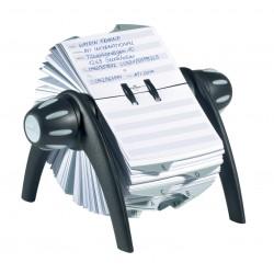 Durable 2416 01 TELEINDEX kartoteka obrotowa czarna