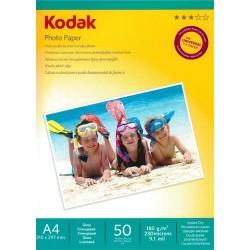 Papier foto Kodak A4 180g 50 arkuszy bナZszczト�cy
