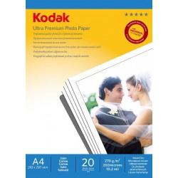 Papier foto Kodak A4 270g 20 arkuszy matowy satynowany