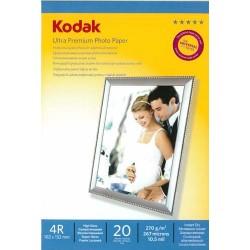 Papier foto Kodak 4R 270g 20 arkuszy