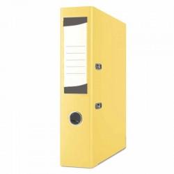Segregator A4 75mm żółty
