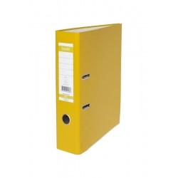 Segregator Bantex XXL A4/80mm żółty