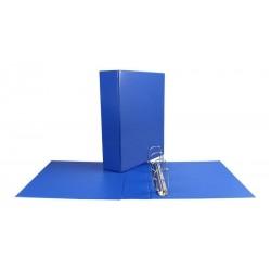 Segregator ofertowy Panorama Biurfol A4/D40/5,5cm niebieski