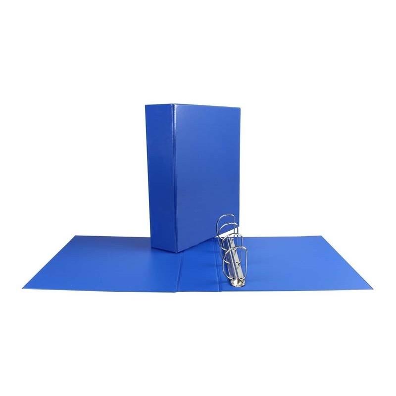 Segregator ofertowy Panorama Biurfol A4/D52/6,5cm niebieski