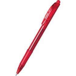 Długopis automatyczny Pentel BK417 czerwony
