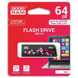 Pendrive Goodram 64gb USB 3.0 Cl!ck