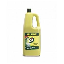 Mleczko do czyszczenia CIF Cream Lemon 2l