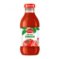 Sok 100% pomidorowy FORTUNA 300 ml