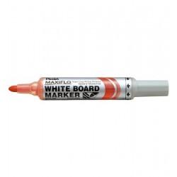 Marker do tablic suchościeralnych Pentel MWL5M Maxiflo czerwony