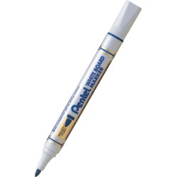 Marker do tablic suchościeralnych Pentel MW85 niebieski