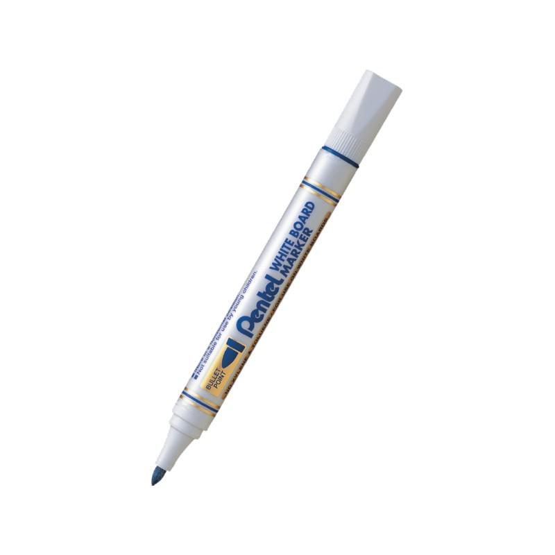 Marker do tablic suchoナ嫩ieralnych Pentel MW85 niebieski