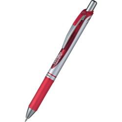 Pióro żelowe Pentel EnerGel BL77 czerwone