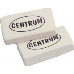 Gumka Centrum 40x20x10mm 45 szt.