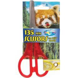 Nożyczki Centrum 13,5cm zoo dla osób leworęcznych